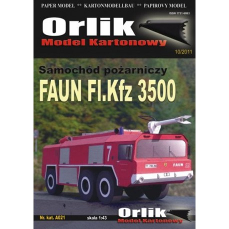 Faun Fl.Kfz 3500