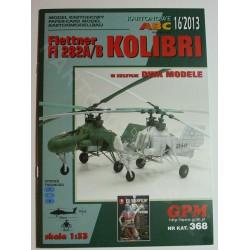 KOLIBRI Flettner Fl 282 A/B -2