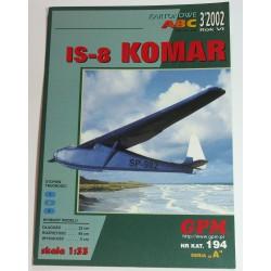 IS-8 Komar