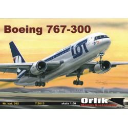 Boeing 767 - 300 ER