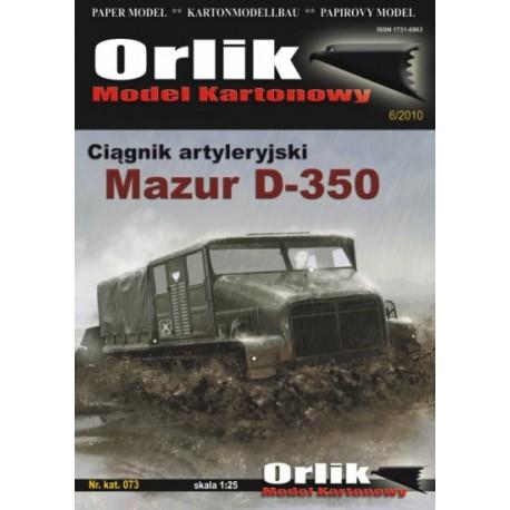 Mazur D-350