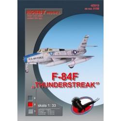 "F-84F ""Thunderstreak"""