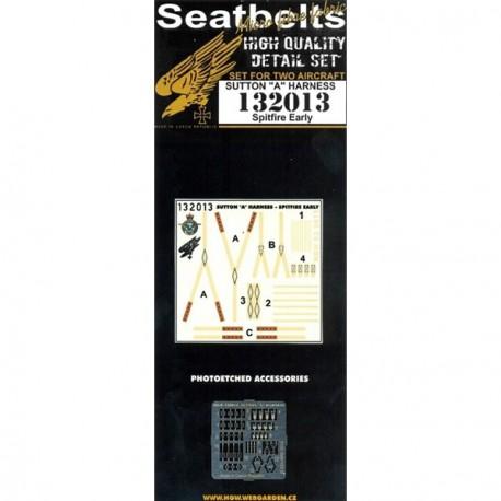 Spitfire - Early Seatbelts 1:32