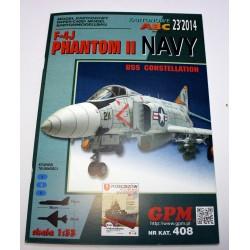 F-4J NAVY PHANTOM II
