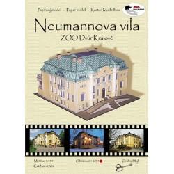 Neumannova vila (ZOO Dvůr Králové)