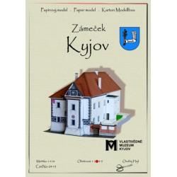 Zámeček Kyjov