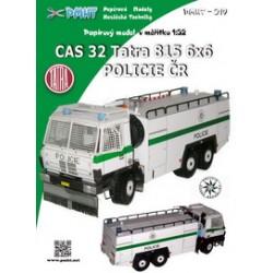 """CAS 32 Tatra 815 6x6 """"POLICIE"""""""