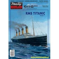 RMS Titanic (1st part)