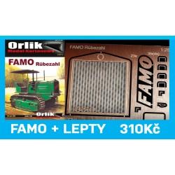 Famo Rübezahl + Lepty Kartonmodels
