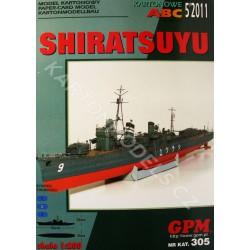 IJN SHIRATSUYU