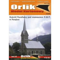 Kościół parafialny w Porąbce