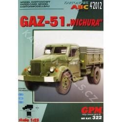 """GAZ-51 """"WICHURA"""""""