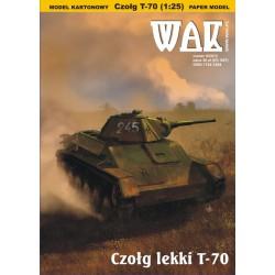 Light tank T-70