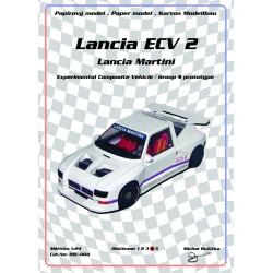 Lancia ECV 2 - Lancia Martini