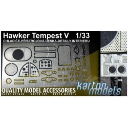 Hawker Tempest V - LEPTY - 1/33