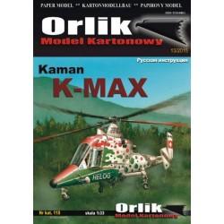 110. KAMAN K-MAX